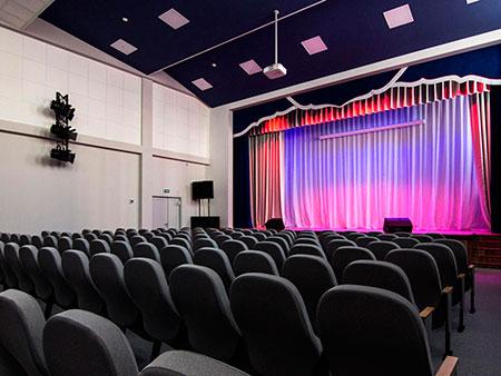 проектор для актового зала